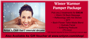 Winter Warmer Christmas Special
