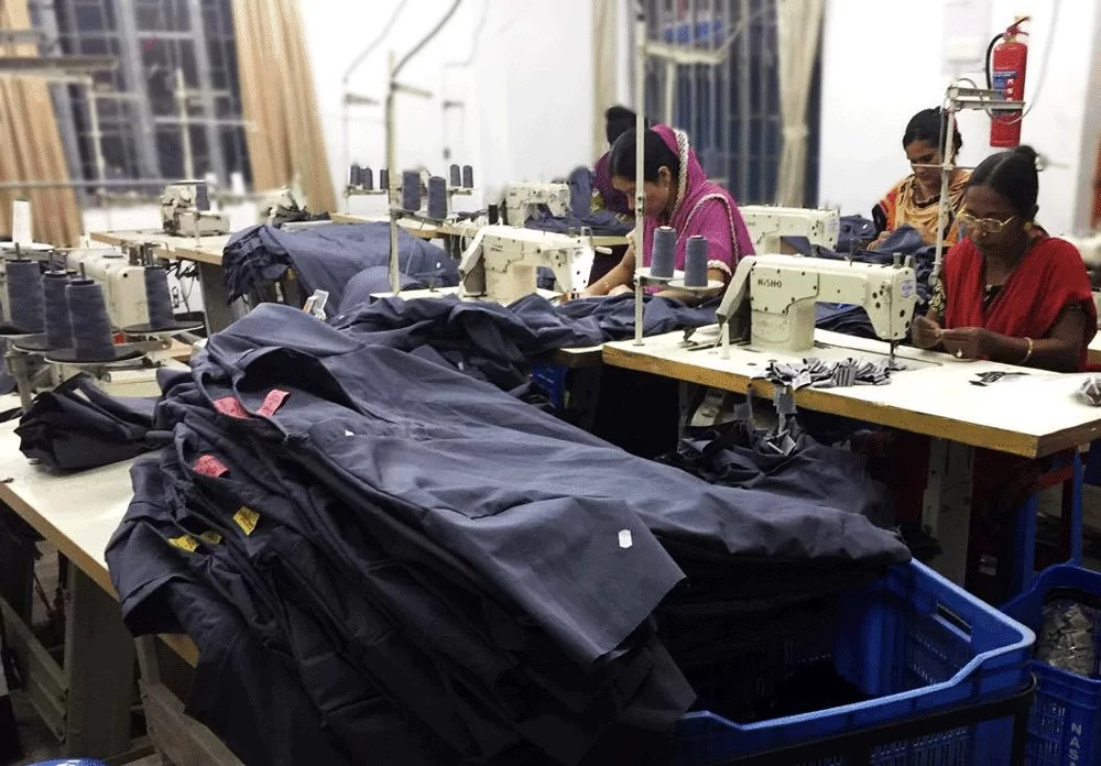 T shirt manufacture from Bangladesh