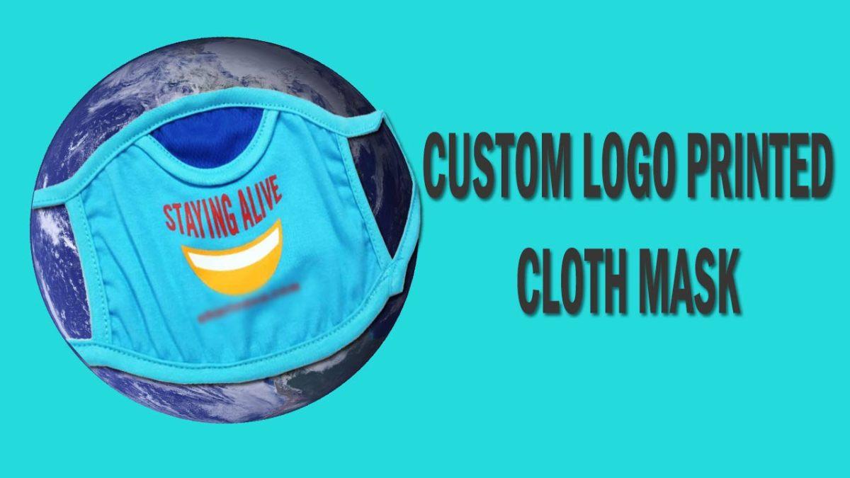 Staying alive custom design Face Mask