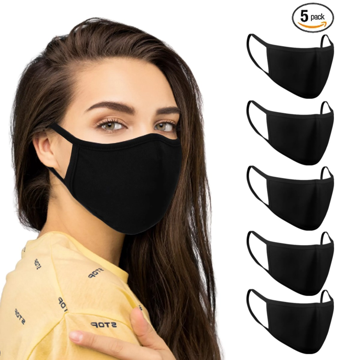 Cloth Loop Face Mask
