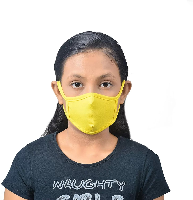 Kids Cloth Adjustable Face Mask