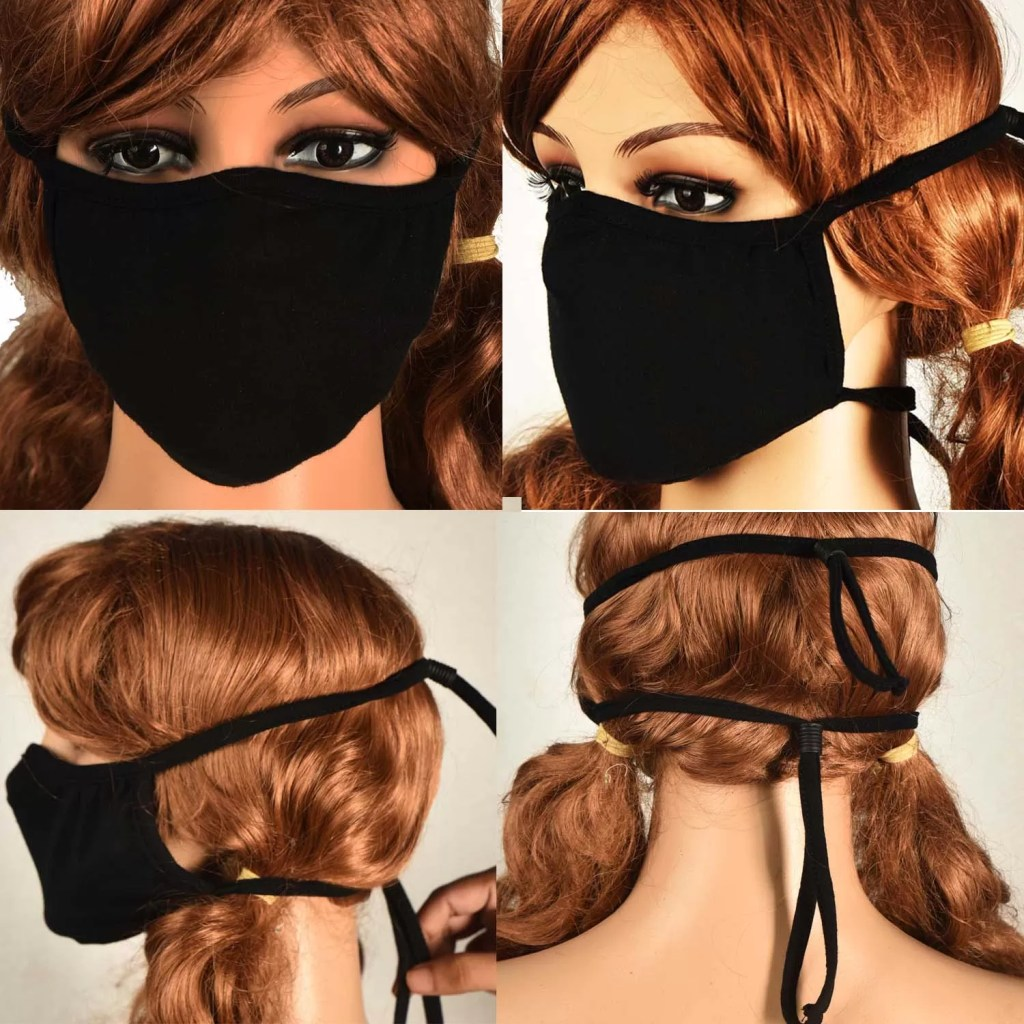 head strap face mask