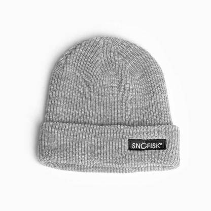 Snofisk Embroidered Beanie