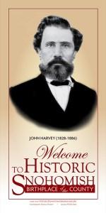 john harvey banner