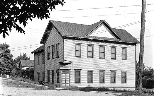 Masonic Hall, 1903