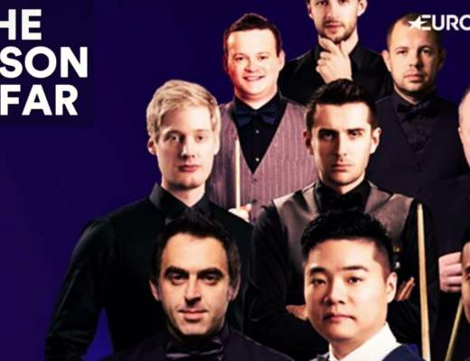 Snooker 2017 Review - The Season So Far