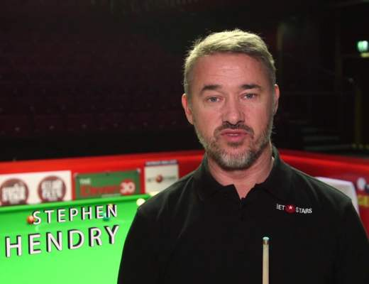 """Hendry: UK Snooker Championship is """"Ronnie's to lose"""""""