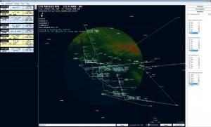 Neue Fluglotsen Simulation Global Air Traffic Control (1/2)