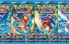 Action im Anmarsch: Pokemon Plasma Storm