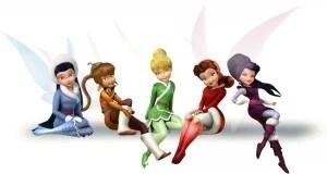 Süße Feen: Die Spiele-App Disney Fairies: Fundsachen