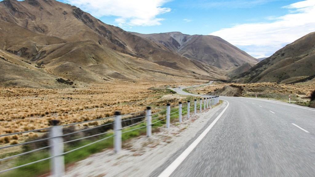 Nouvelle-Zélande_Lindis Pass