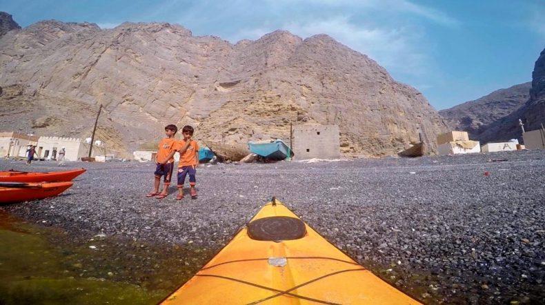 kayak Oman
