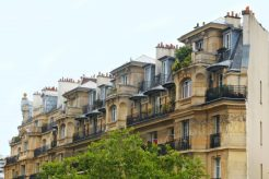 Architecture le long de la coulée verte