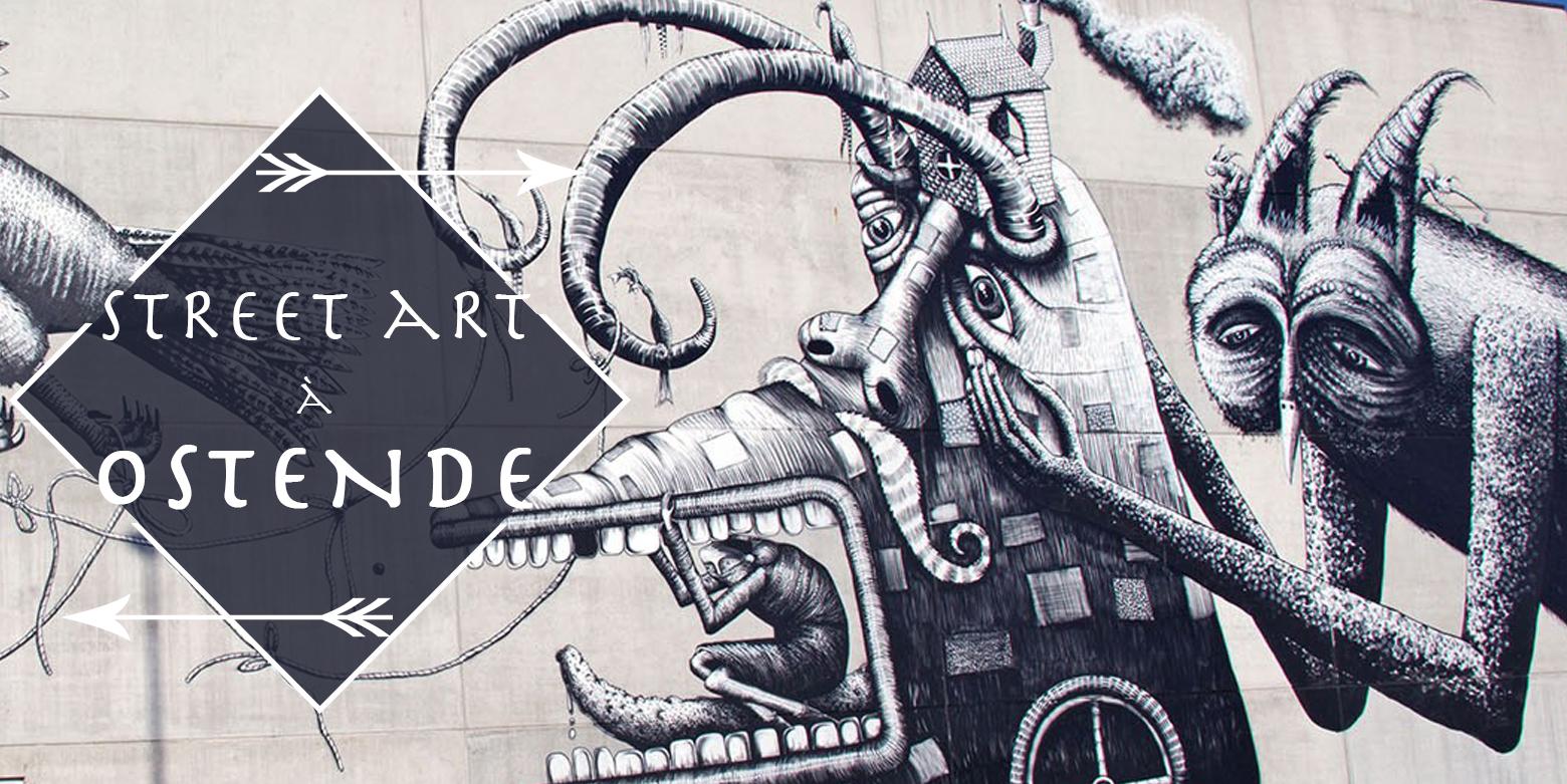 Ostende street art