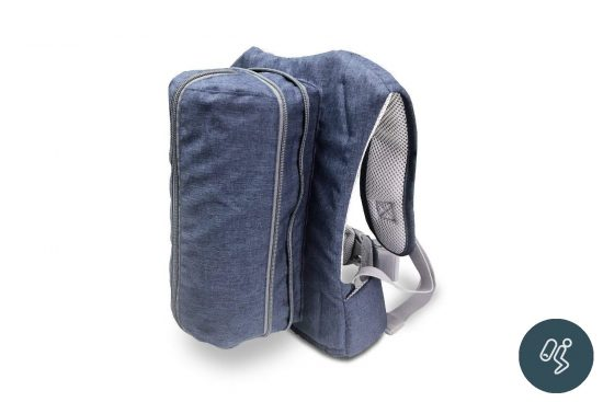 woodyknows side sleeping backpack