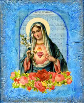 Mary as Mama