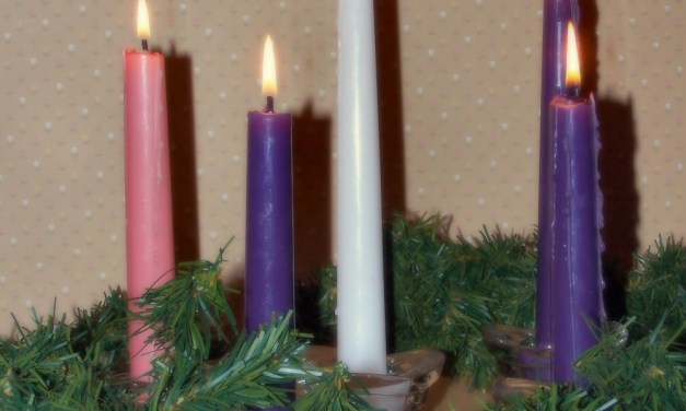 From Advent to Christmas: Lighting the Christ Candle
