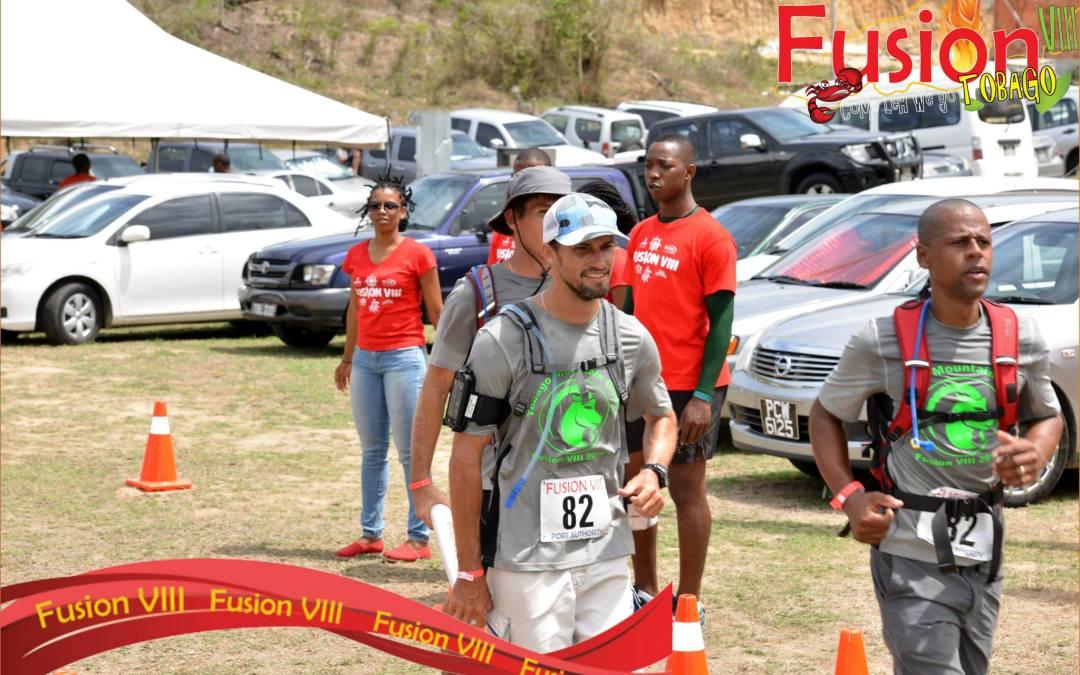 Fusion Adventure Race – 4th across the finish line!