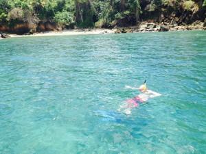 Castara reef