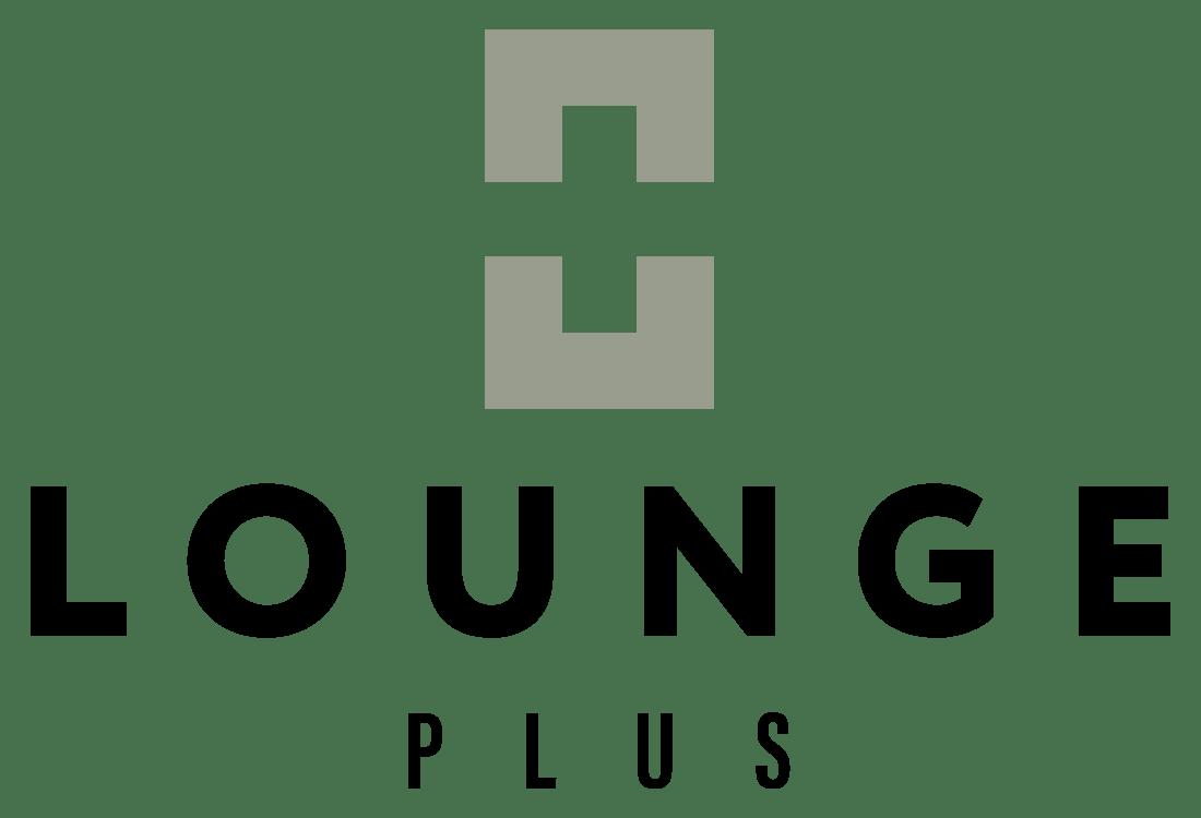 LoungePlus logo verticaal