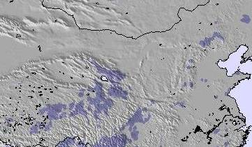 HD Decor Images » Weather Map and Snow Conditions for China