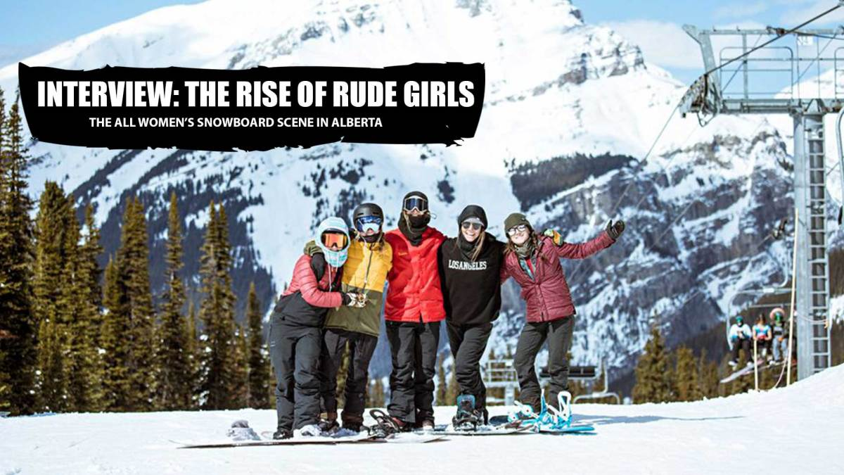 6f6b488727 The Rise of Rude Girls—All Women's Snowboard Shop and Scene in ...