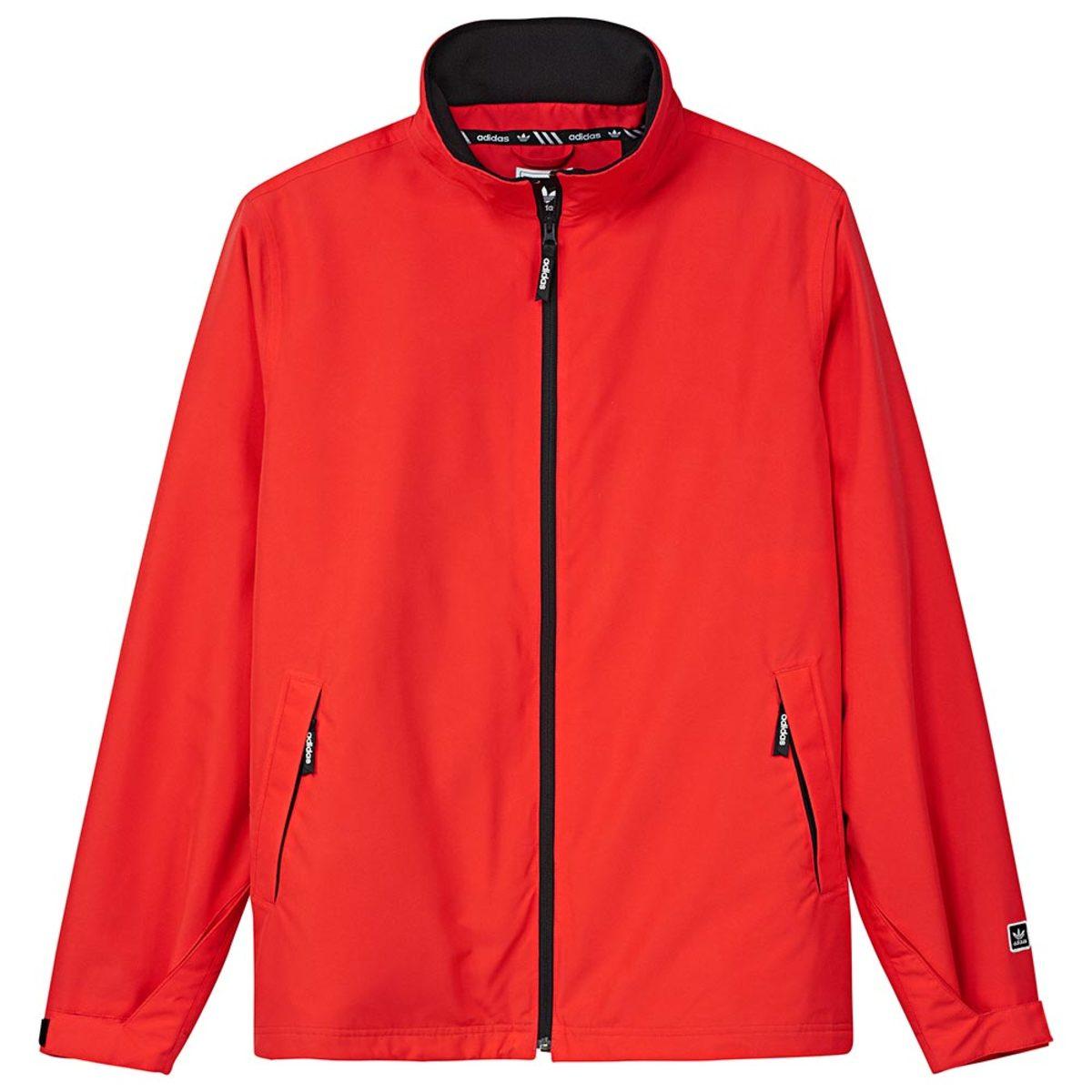 Adidas Mens 2019 Snowboarding Snow Civilian Jacket Hi Res Red Black Coats Jackets