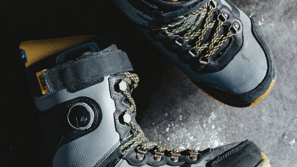 Vans Acclaimed All-Terrain Infuse Boot Hitting Shelves Now