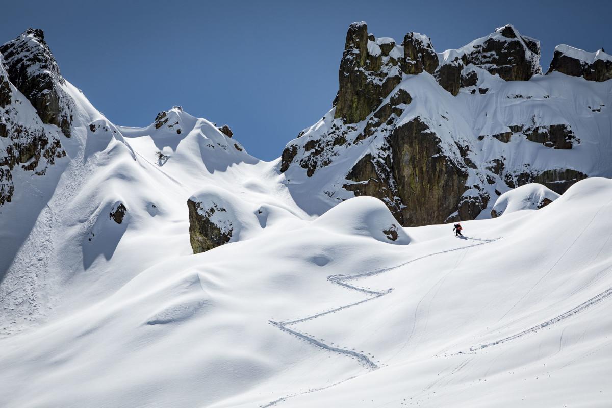 Sammy Luebke: Measuring his Own Success in Snowboarding