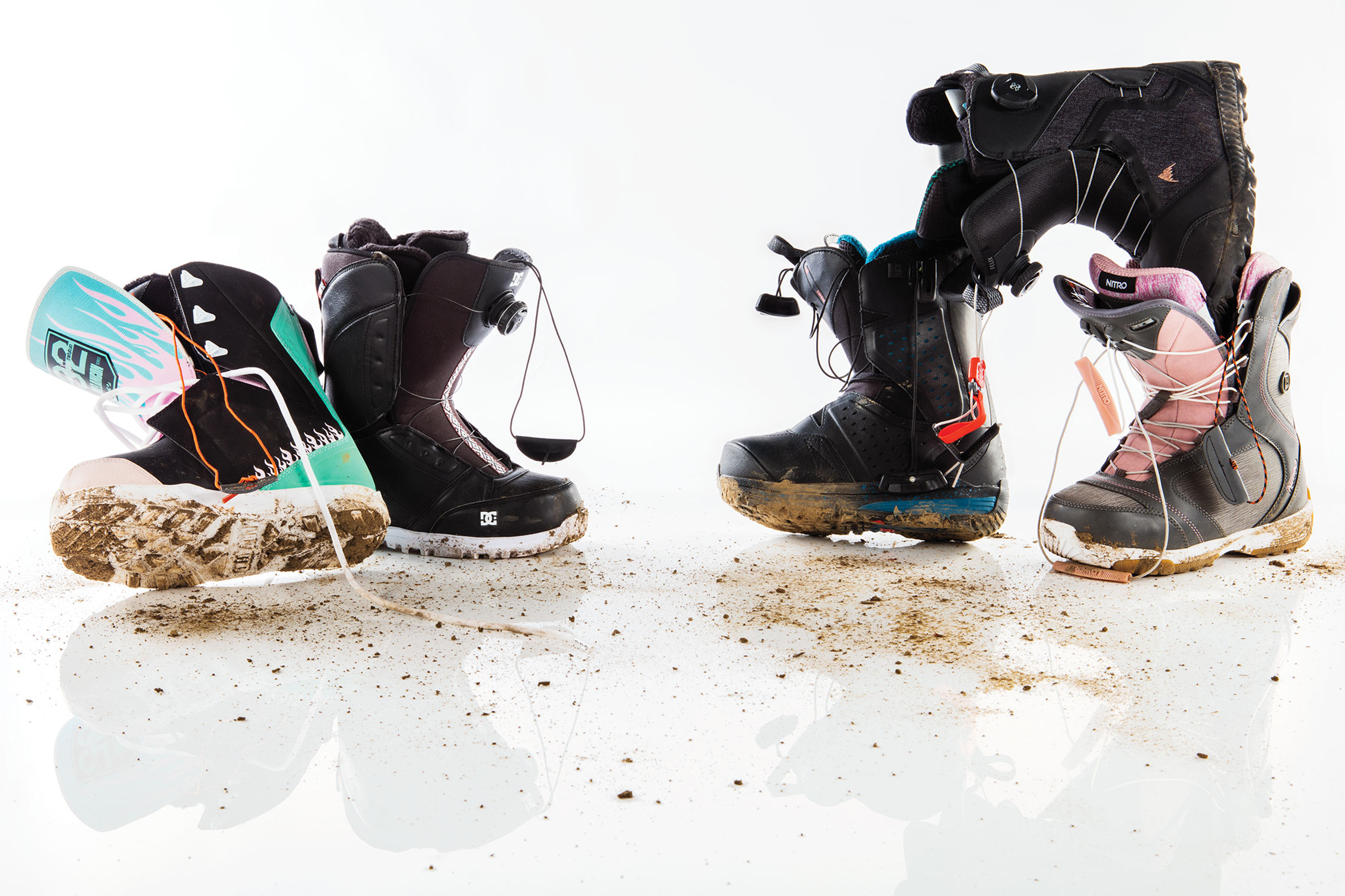The Best Women S Freestyle Boots From 2018 2019 Snowboarder Magazine