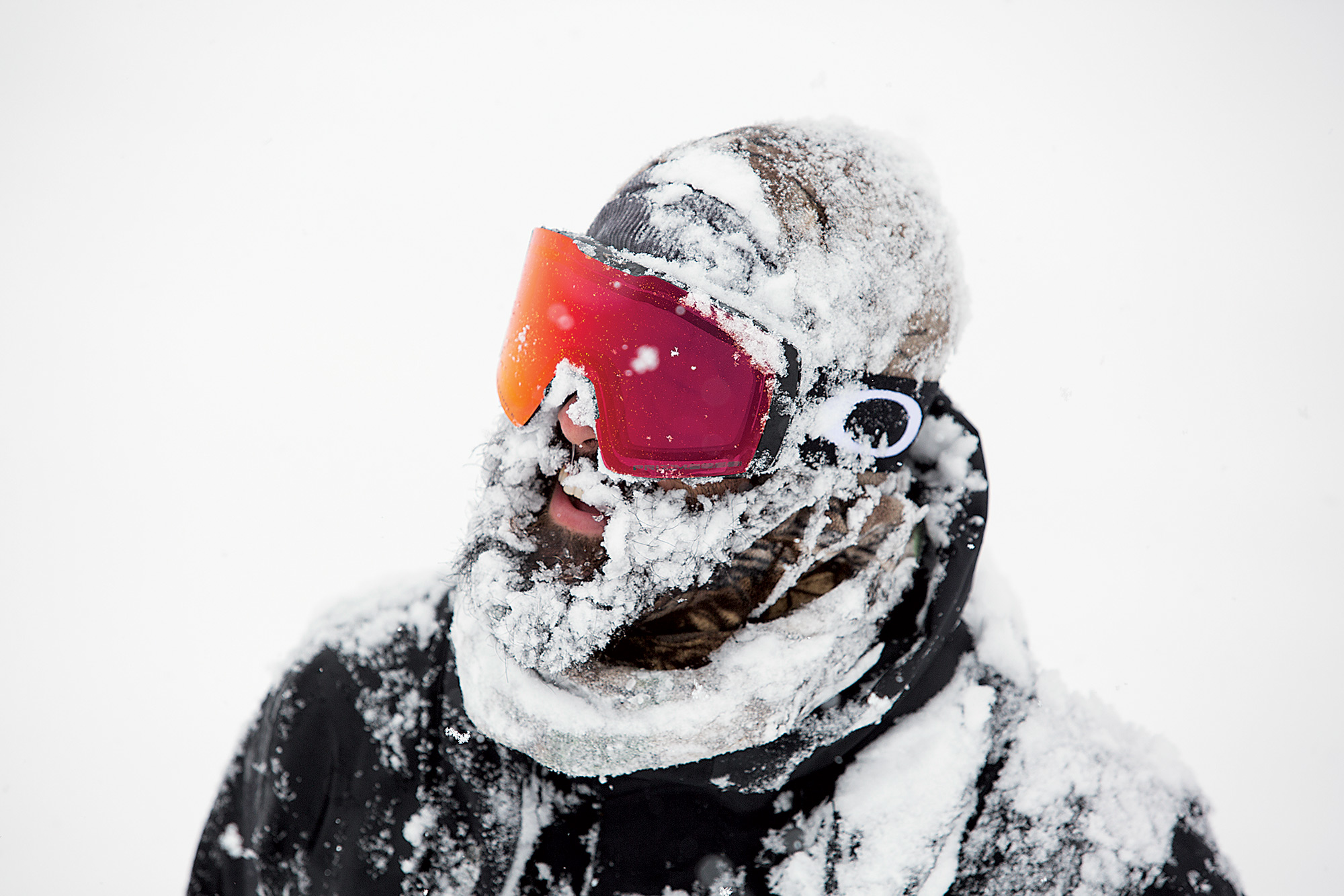 43fc484d4 Snowboarder Goggle Exam 2019—Oakley Fall Line XL with Prizm React ...