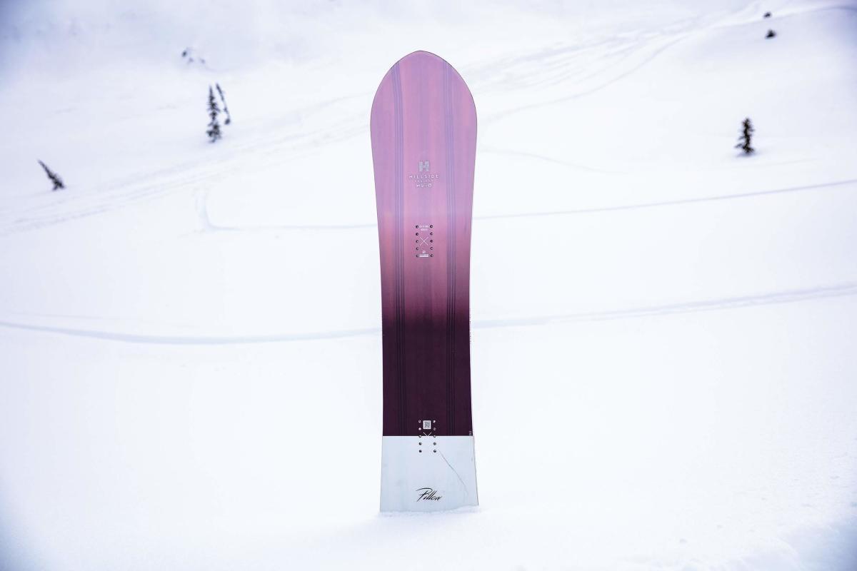 Salomon Pillow Talk: Powder Board Review 2019 | Snowboarder