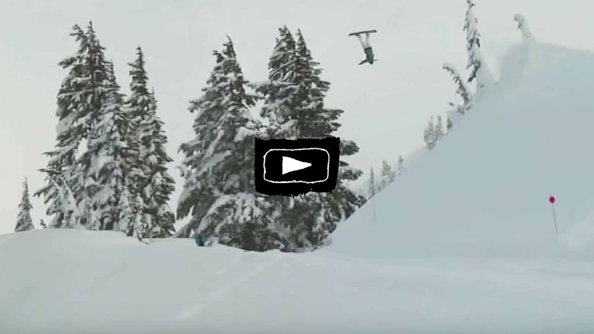 Best Snowboarding Crash Segment Ever? Two Minutes with Coonhead