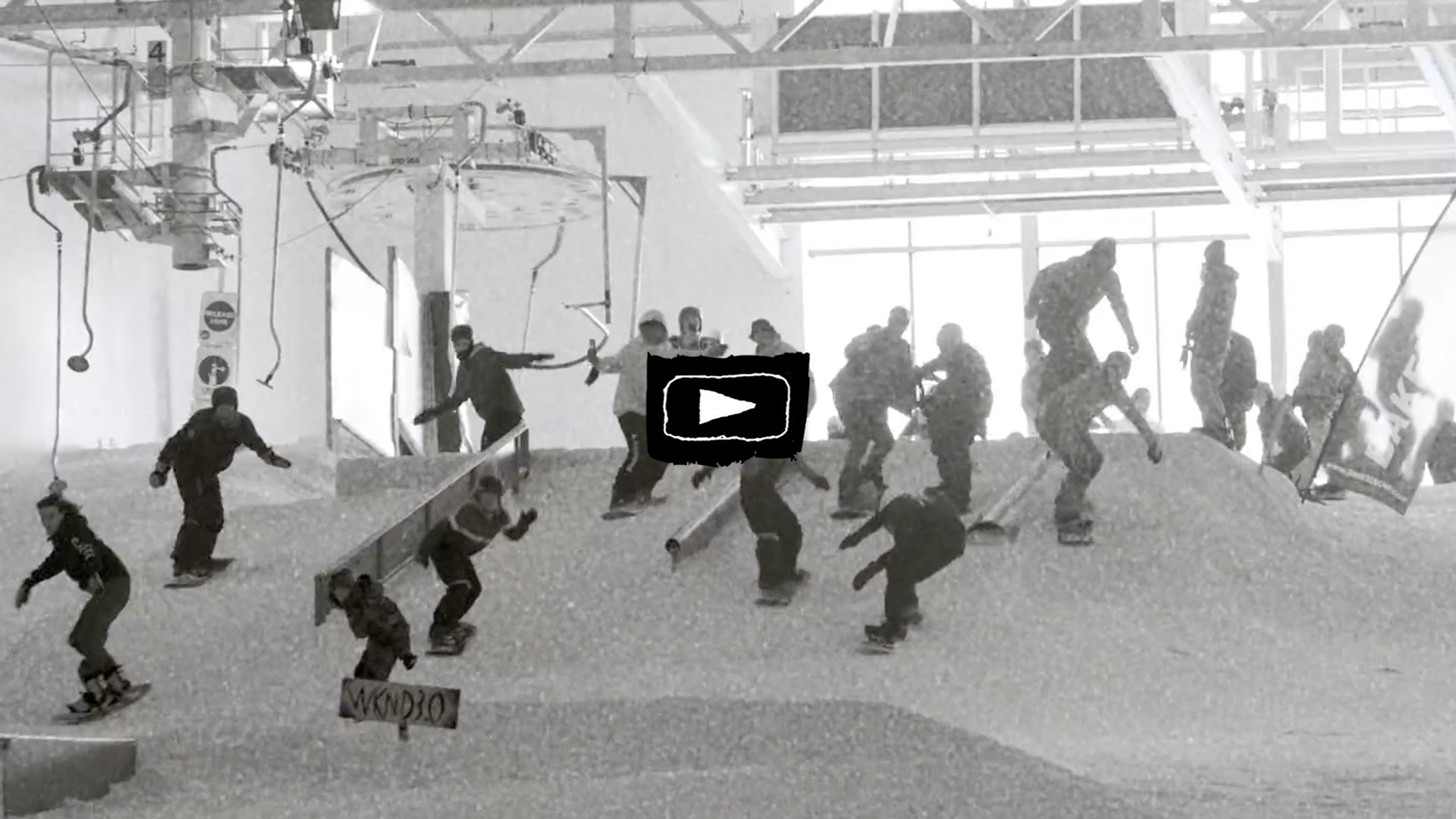 WKND 3.0 Recap—Indoor Snow Dome Contest In The Netherlands