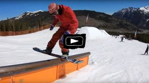 Colorado Summer Snowboarding Kickoff—Lenny Mazzotti, Derek Lemke, and Friends at Woodward
