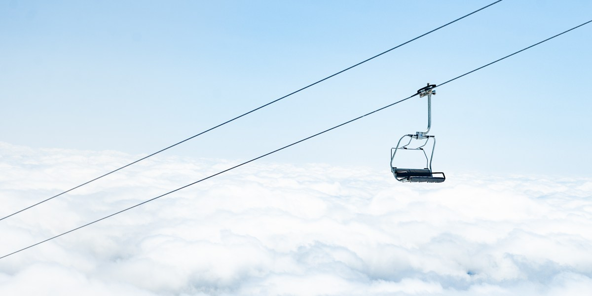 A Bananas Idea—The Story of the First Chairlift | Snowboarder Magazine