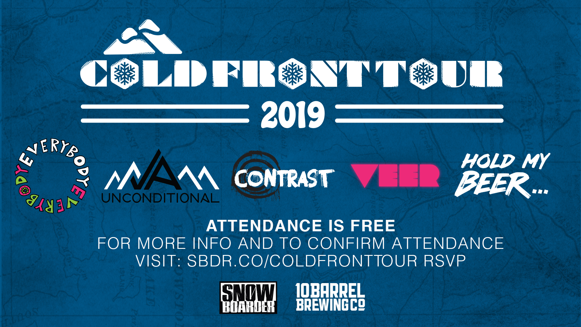 movie 2019 now Cold Front Movie Premiere Tour 2019Dates And Locations