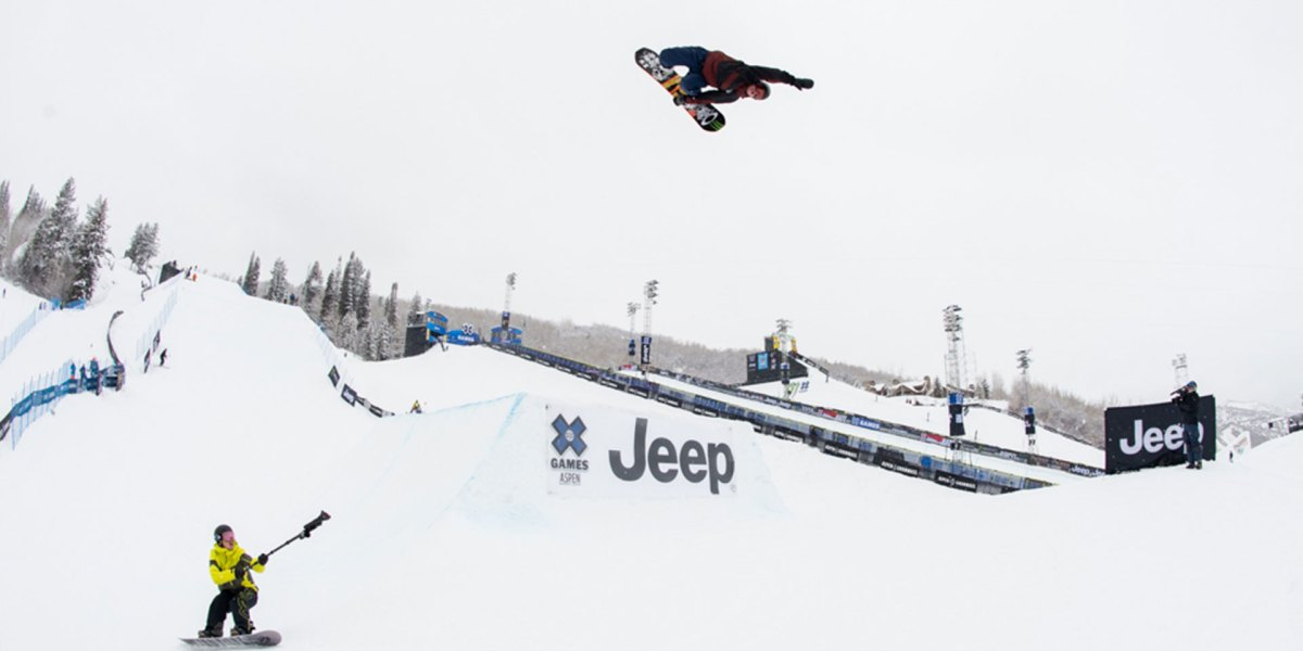 Darcy Sharpe Wins X Games Gold in Men's Slopestyle—Full Video