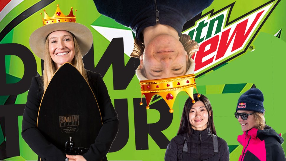 Dew Tour King and Queen