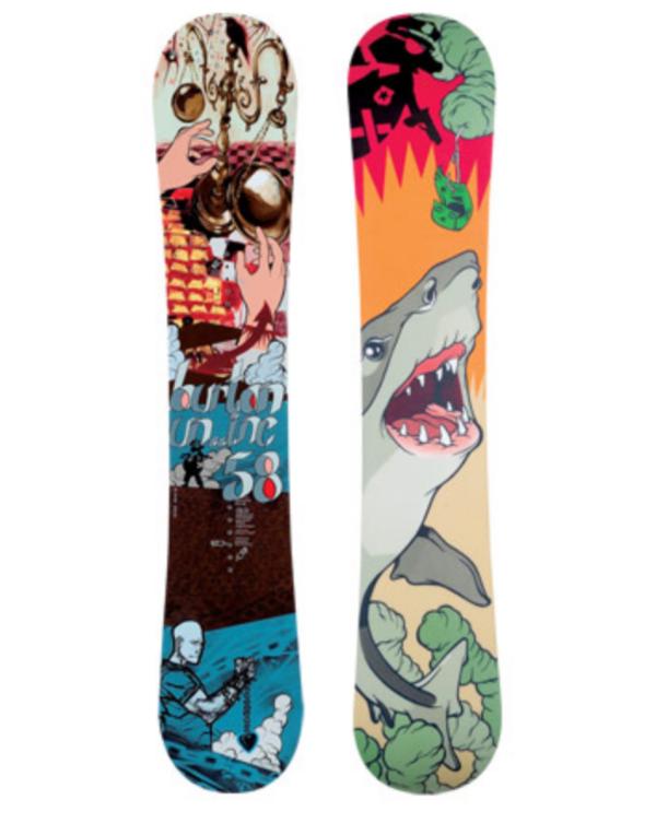 Burton Uninc Snowboard