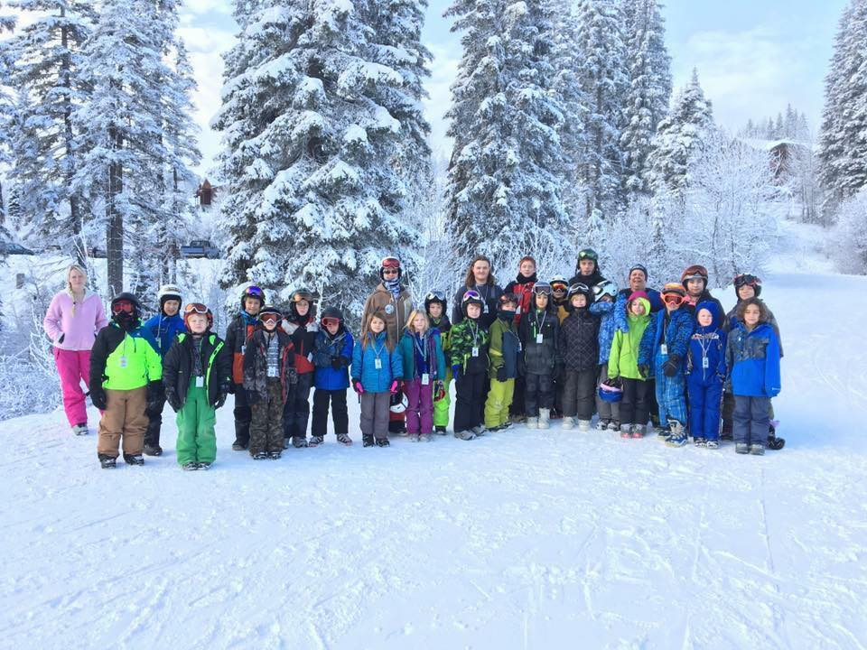 Partners in Progress Snowboarding Outreach programs