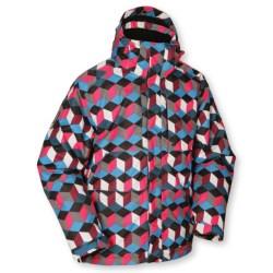 Ripzone Trilogy Accomplice Snowboard Jacket