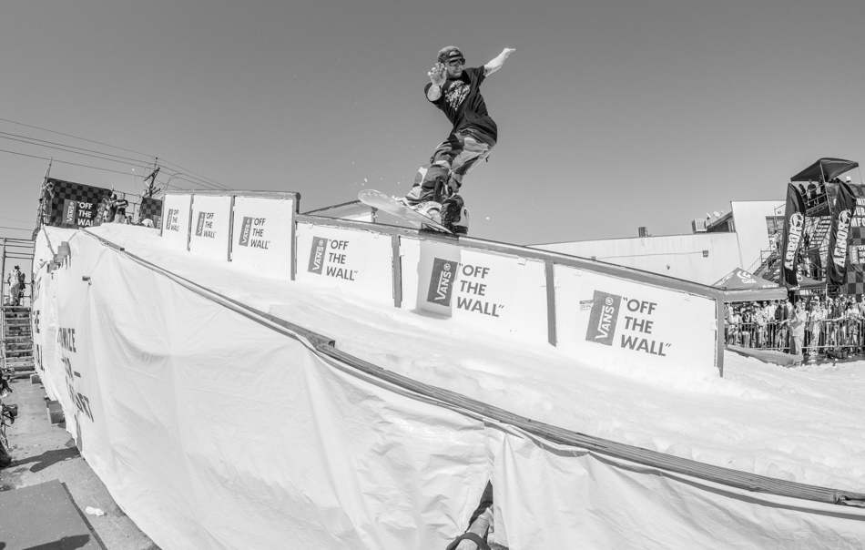Dylan Alito, Snowboard on the Block 2015