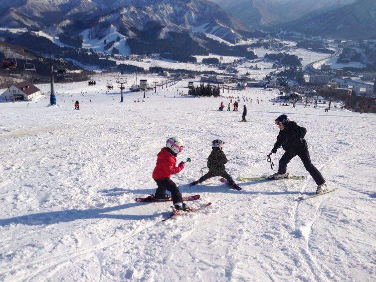 第一次參加滑雪課程?介紹一些技巧給您