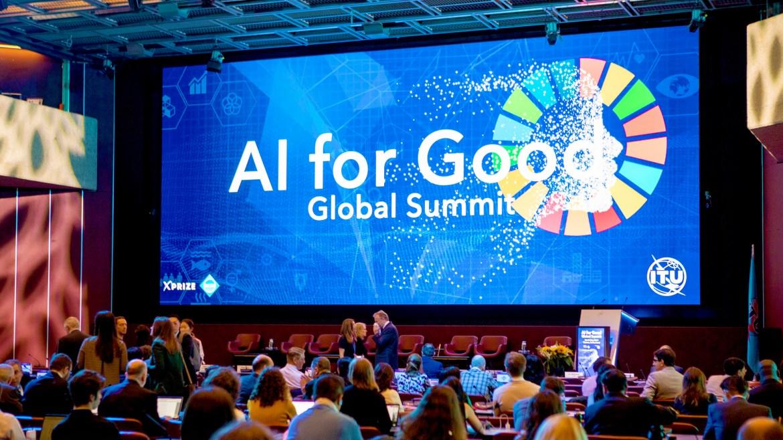 Microsoft Advances Historical UN AI For Good Global Summit