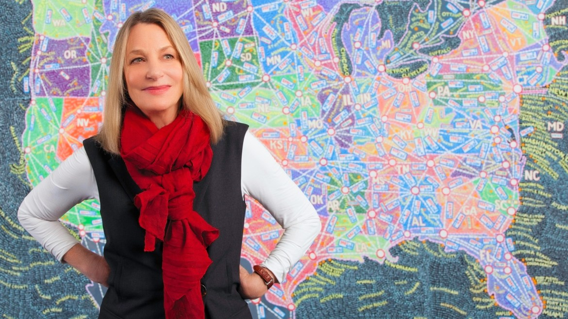 The Art of Design | Paula Scher | Documentary