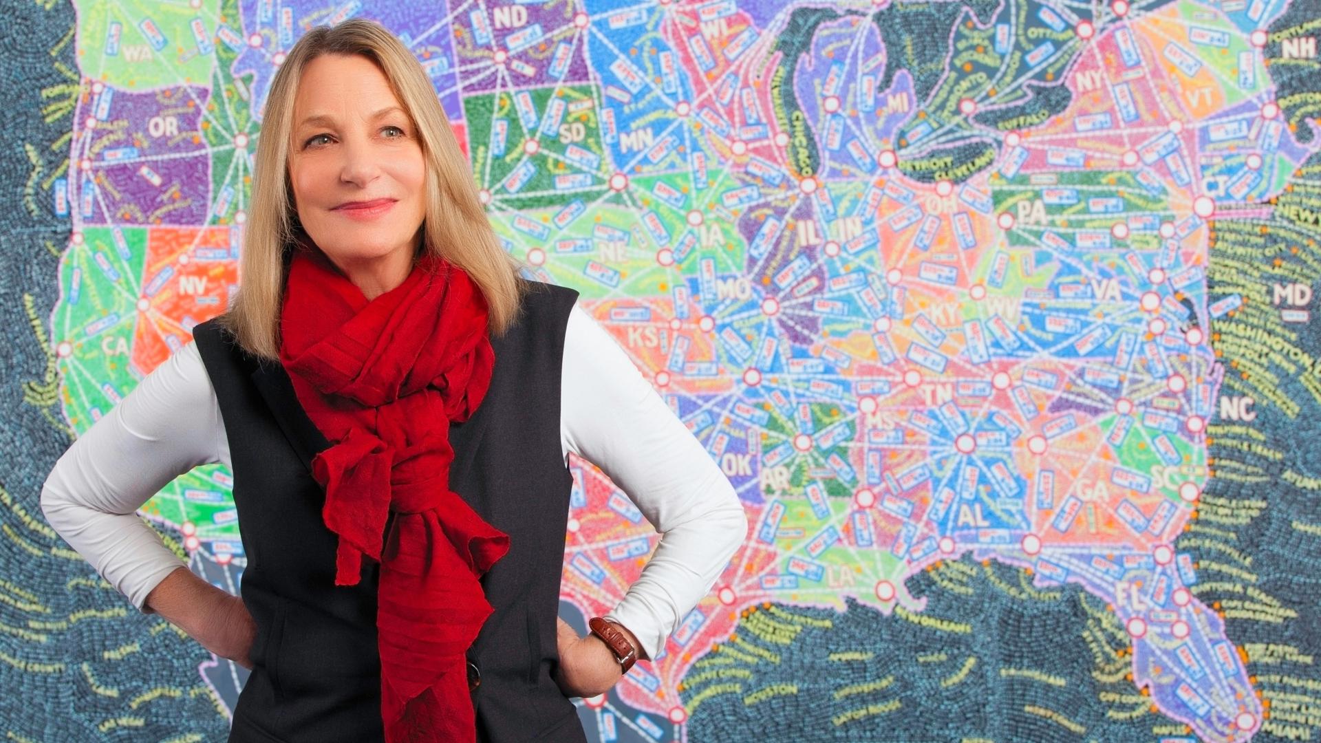 The Art of Design | Paula Scher | Documentary