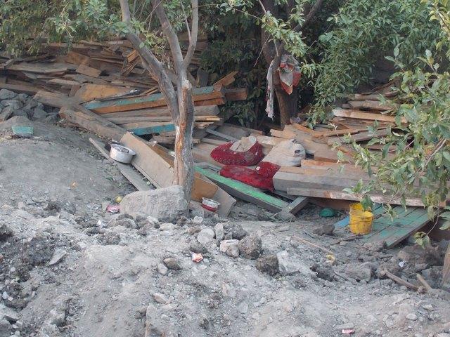 Flooding and landslides destroyed hundreds of homes