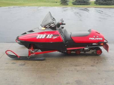 2000 Polaris Indy 500 XC SP 45th Anniversary Edition For