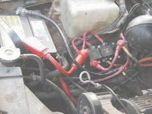 Alan's Plow and Spreader Wiring  SnowplowingContractors